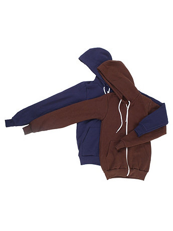 Flex Fleece Zip Hoodie (2-Pack)