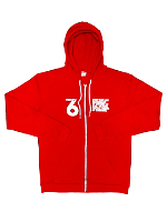 Principle 6 Flex Fleece Zip Hoodie