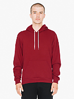 Flex Fleece Drop Shoulder Pull Over Hoodie
