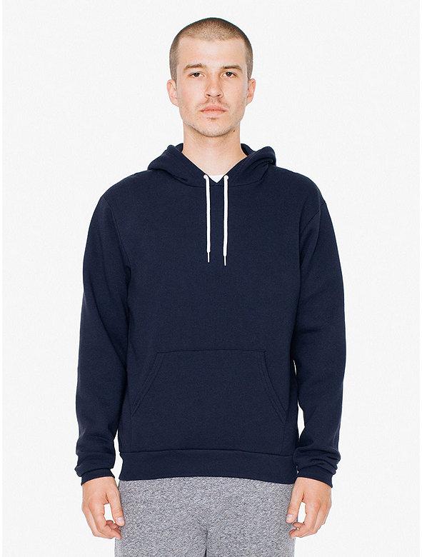 Unisex Flex Fleece Drop Shoulder Pullover Hoodie
