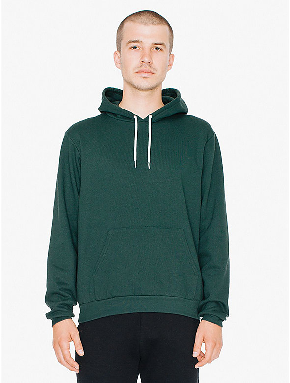 Unisex Flex Fleece Drop Shoulder Pullover Hoodie