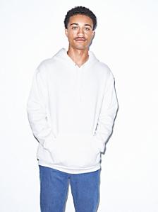 Unisex Flex Fleece Drop Shoulder Pull Over Hoodie