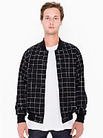 Printed Flex Fleece Club Jacket