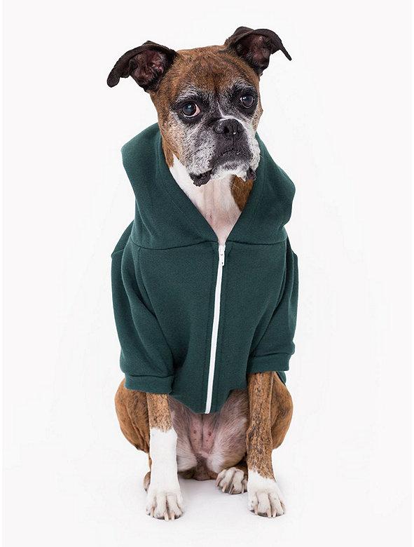 Flex Fleece Dog Zip Hoodie
