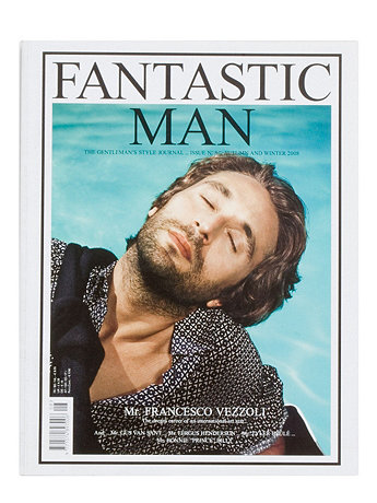 Fantastic Man Magazine Issue #8