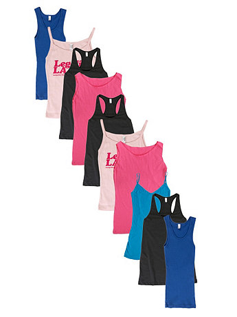 Not-So-Perfect Women's Tank Grab Bag (10 Pieces)