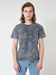 Acid Wash Short Sleeve Hammer T-Shirt