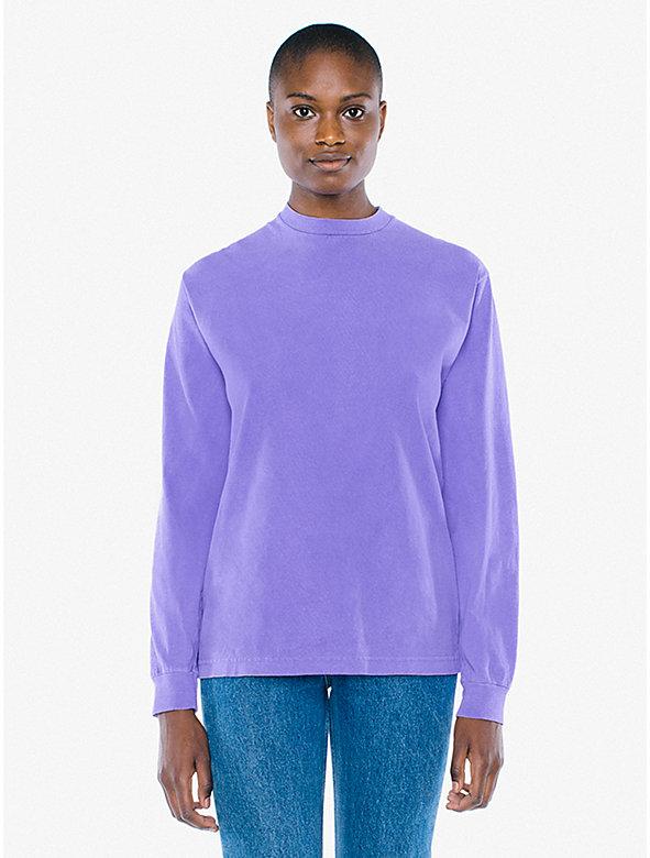 Unisex Heavy Jersey Long Sleeve Box T-Shirt