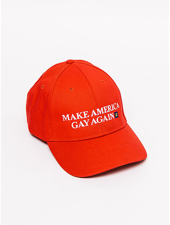 'Make America Gay Again' Baseball Hat