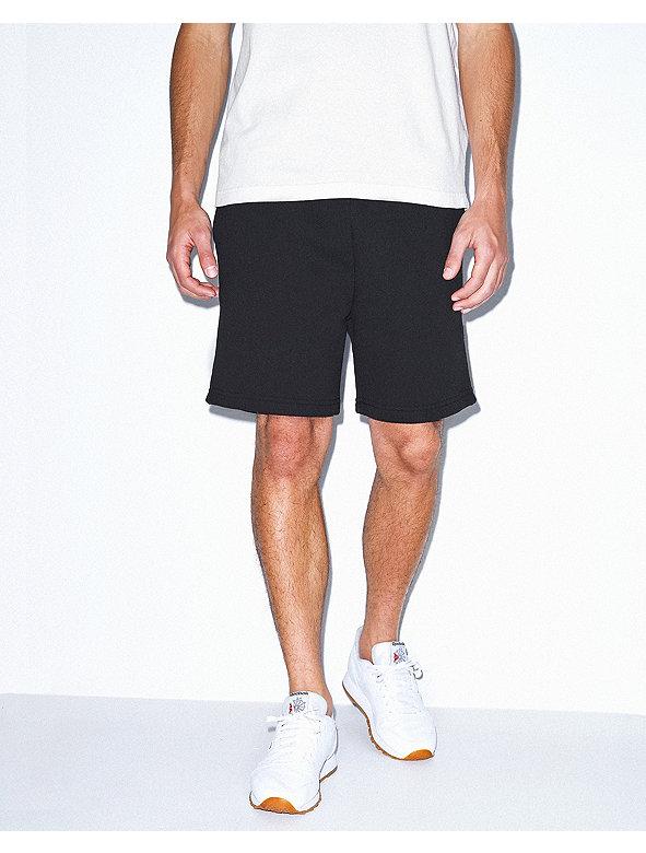 Mason Fleece Gym Short