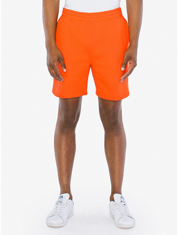 Mason Fleece Gym Short