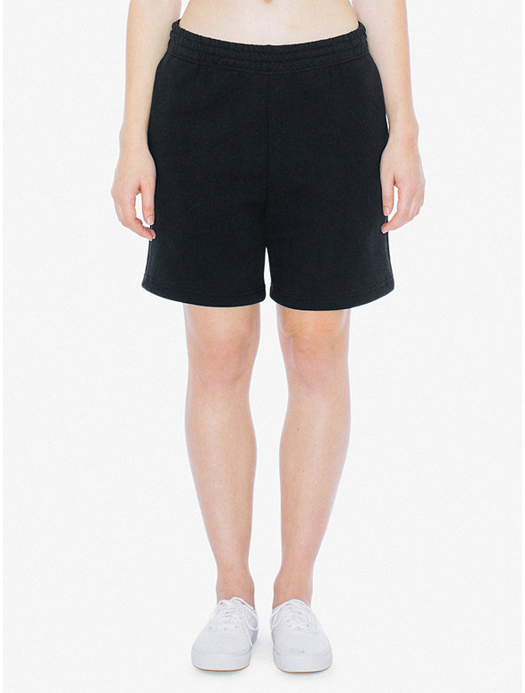 Unisex Mason Fleece Gym Short