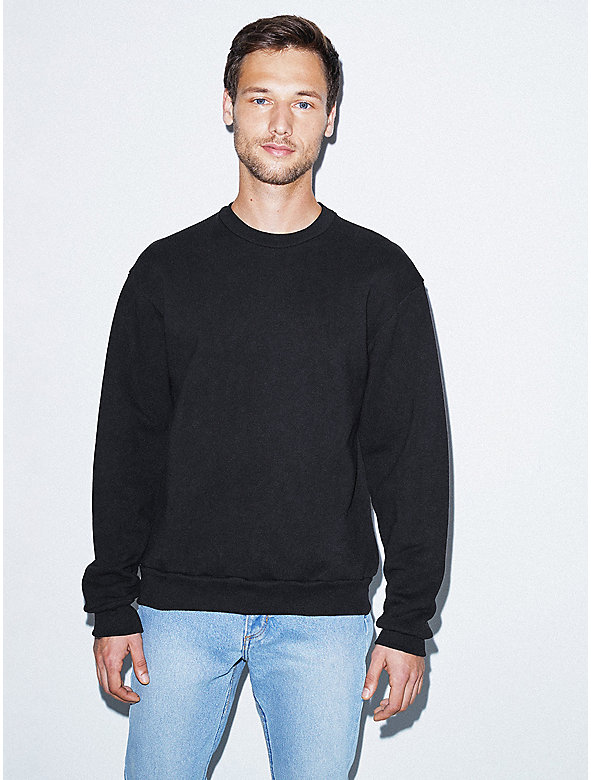 Mason Fleece Pullover Crewneck