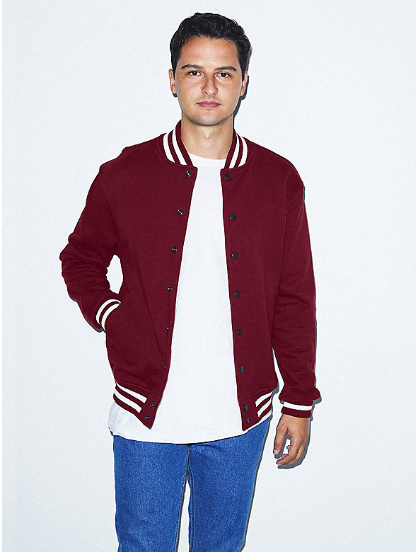 Unisex Heavy Terry Club Jacket