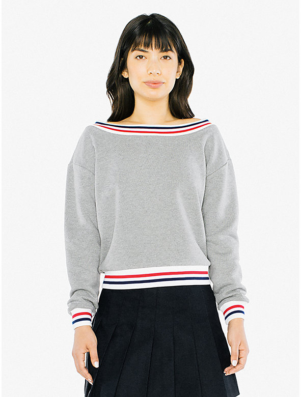 Heavy Terry Sport Sweatshirt