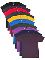 Not-So-Perfect Unisex Poly-Cotton Short Sleeve Crew Neck (10-Pack)