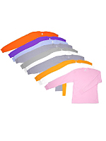 Not-So-Perfect Unisex Long Sleeve Tee Grab Bag (10 Pieces)