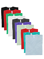 Not-So-Perfect Unisex V-Neck Grab Bag (10 Pieces)