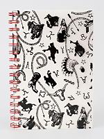 JNL Spiral Notebook