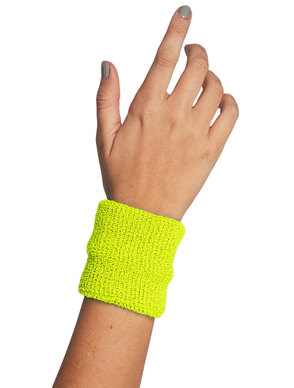 Unisex Flex Terry Wristband