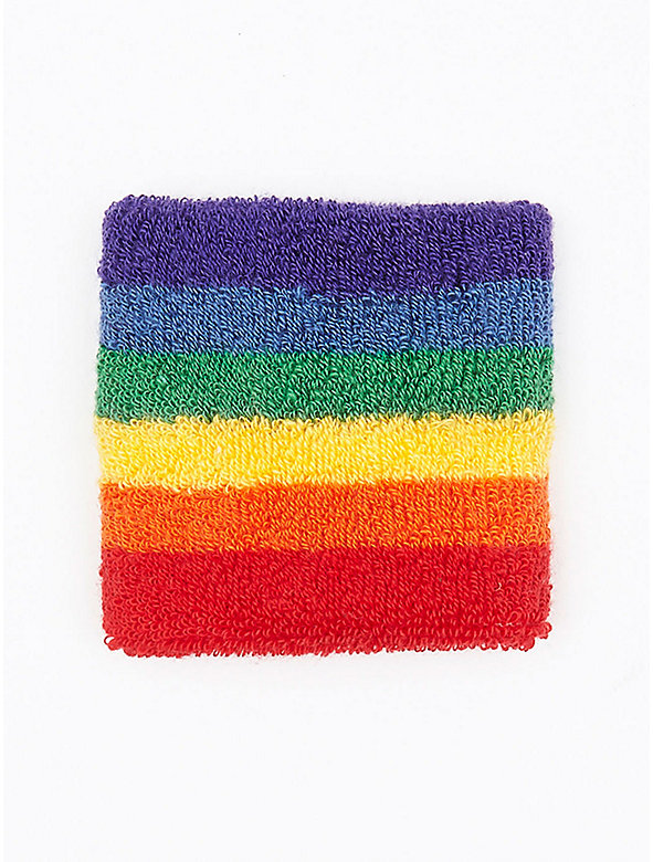 Rainbow Loop Terry Wristband