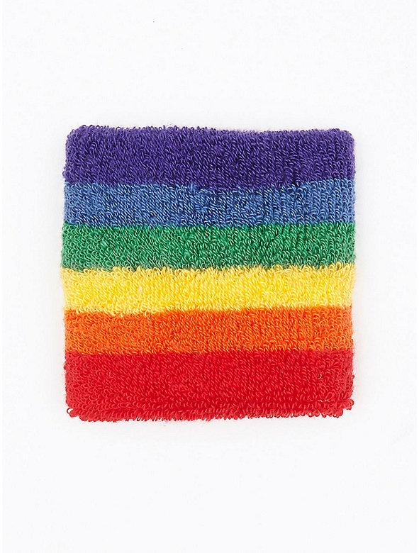 Rainbow Loop Terry Wristband