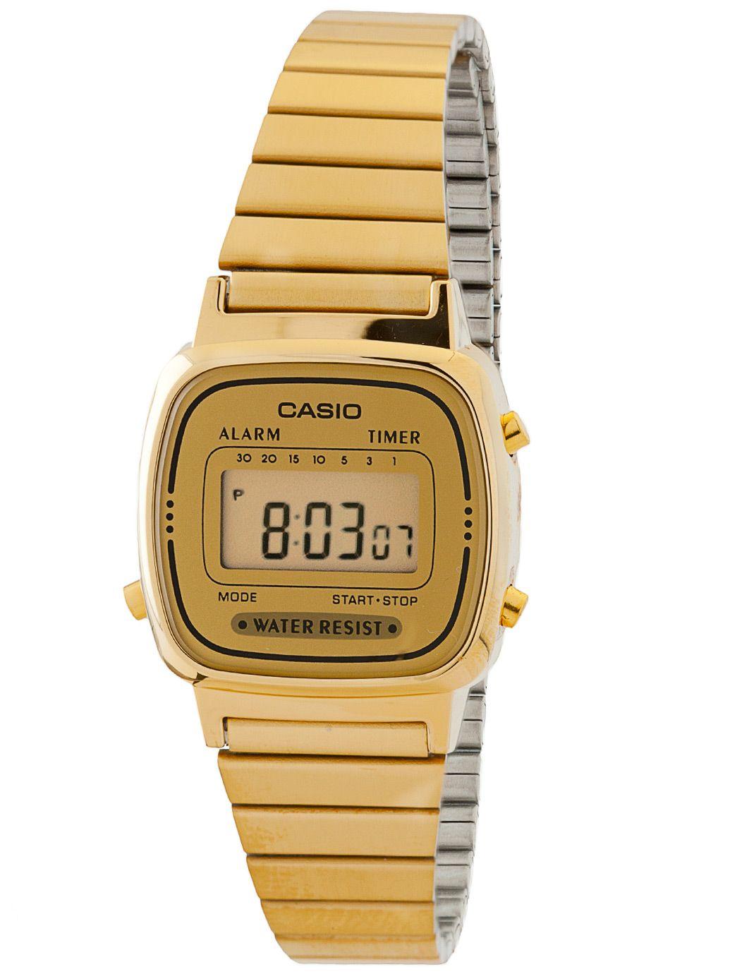 la670wga 9 casio gold digital american apparel