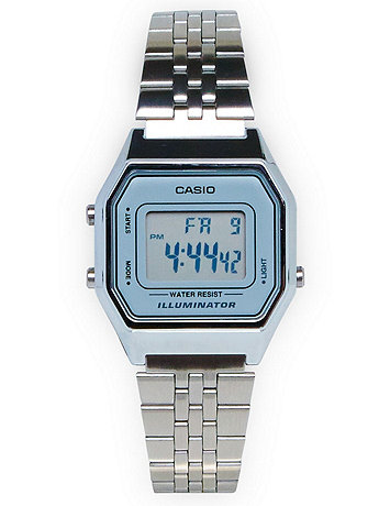 LA-680WA-7DF Casio Ladies Digital Wristwatch