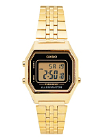LA-680WGA-1DF Casio Ladies Digital Wristwatch