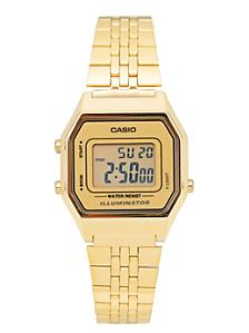 LA-680WGA-9DF Casio Ladies Digital Wristwatch