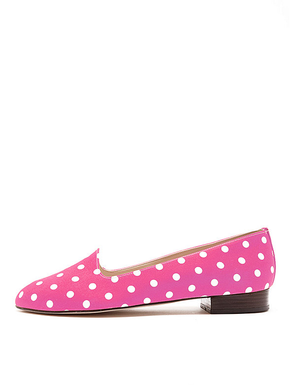 Polka Dot Loafer