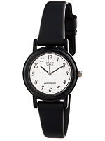 LQ-139BMV-1B Casio Resin & White Ladies Analog Watch