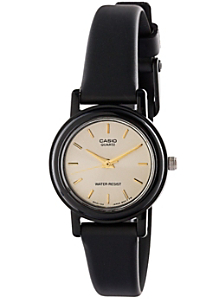 LQ-139EMV-9A Casio Resin & Grey Ladies Analog Watch