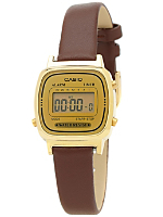 Solid Dark Brown Leather Limited Edition Wristwatch
