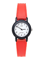 Solid Red Resin Limited Edition Wristwatch
