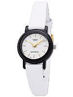 Solid White Leather Limited Edition Wristwatch