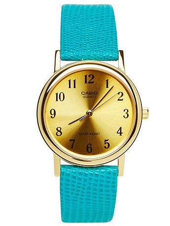 Lizard Green Leather Limited Edition Wristwatch