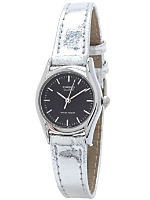 LTP1094E1A - Casio Ladies Silver Wristwatch