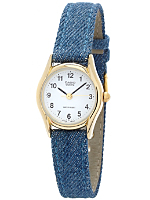 LTP1094Q7B1 - Casio Medium Denim Wristwatch