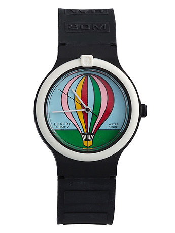 Luxury Balloon Resin Analog Watch