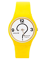 Yellow Qs Luxury Smash Wristwatch
