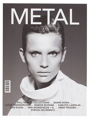 Metal Magazine Issue #21