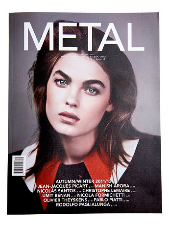 Metal Magazine Issue #25