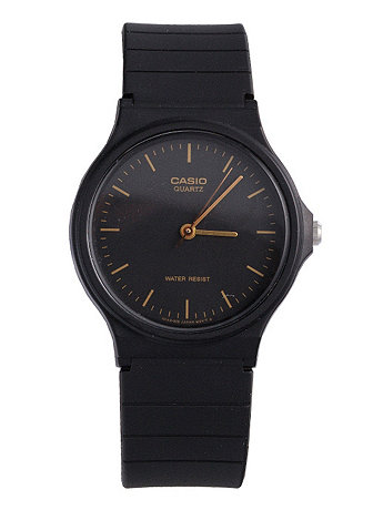 MQ-24-1E Casio Resin Analog Watch