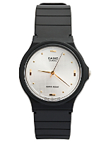 MQ-76-7A Casio Resin & White Analog Watch