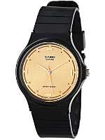 MQ-76-9A Casio Resin & Gold Analog Watch