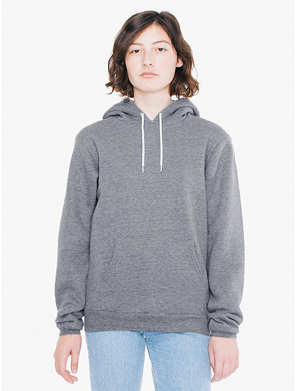 Unisex Salt and Pepper Pullover Hoodie