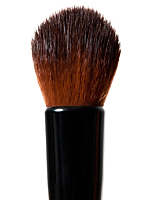 Make-Up Brush Brown Faux-Small Pointed Face