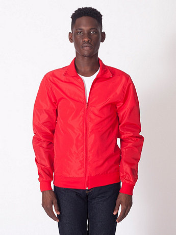 Nylon Taffeta Windbreaker