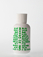 Nature Girl She Is Green Gentle Face Cleanser